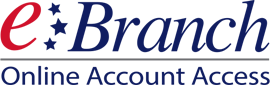 eBranch Online Account Access